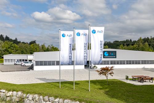 A&D Verpackungsmaschinenbau GmbH Firma