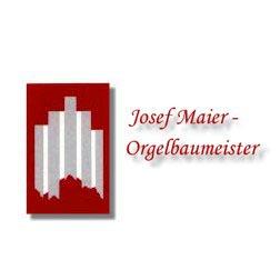 Orgelbau Josef Maier Logo