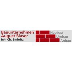 Bauunternehmen August Blaser Inh. Christof Embritz