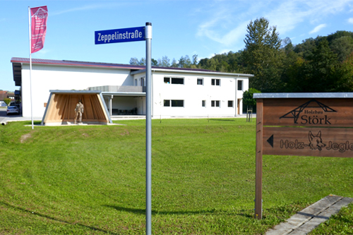 Martin Störk GmbH · Holzbau Firma