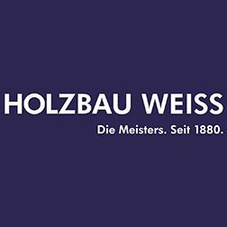 Logo Firma Holzbau Weiss in Gosheim