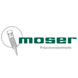 Logo Firma Richard Moser KG Präzisionsdrehteile in Bubsheim