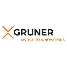 Logo Firma Gruner AG in Wehingen
