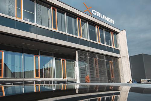 Gruner AG Firma