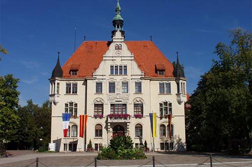 Trossinger Stadtverwaltung Firma