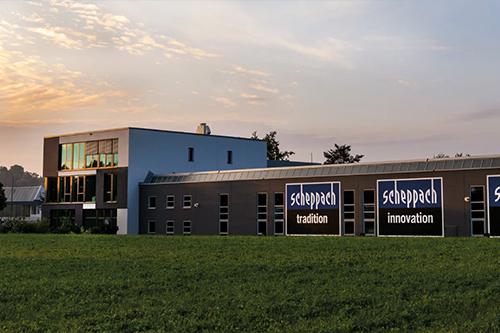 scheppach Fabrikation von Holzbearbeitungsmaschinen GmbH Firma