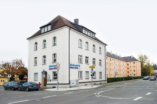 Diakonisches Werk Neu-Ulm e.V. Firma