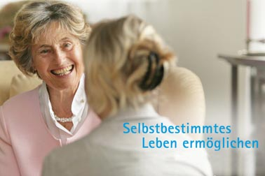 Evangelische Heimstiftung GmbH, Albrecht-Teichmann-Stift Firma