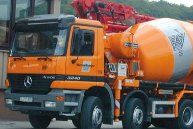 Wenzelburger Transportbetonwerk GmbH & Co. KG Firma
