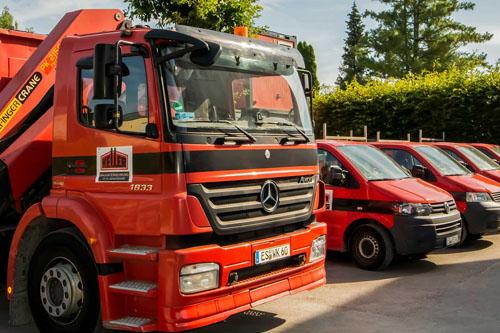 Bauunternehmung Wilhelm Keller GmbH & Co. KG  Firma