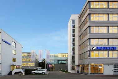 J.W. Froehlich Maschinenfabrik GmbH  Firma