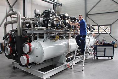Smardt OPK Chillers GmbH Firma