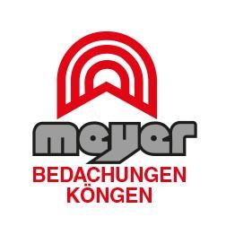 Logo Firma Dieter Meyer Bedachungen GmbH in Köngen