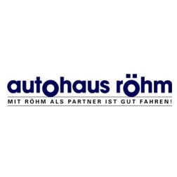 Logo Firma Autohaus Röhm GmbH & Co. KG  in Wendlingen am Neckar