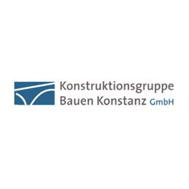 Logo Firma Konstruktionsgruppe Bauen Konstanz GmbH in Konstanz