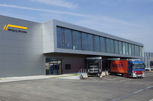 Wolfgang Warmbier GmbH & Co KG Firma