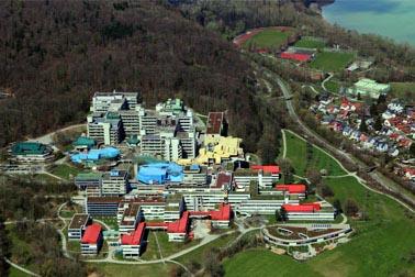 Universität Konstanz Firma