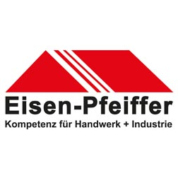 Logo Firma Eisen-Pfeiffer - Carl Pfeiffer GmbH & Co. KG in Stockach