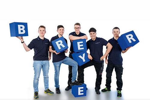 Breyer GmbH Maschinenfabrik Firma