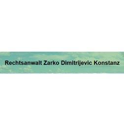 Logo Firma Zarko Dimitrijevic Rechtsanwalt in Konstanz