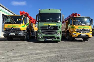 Birsner Spedition und Betonpumpenverleih GmbH & Co. KG Firma