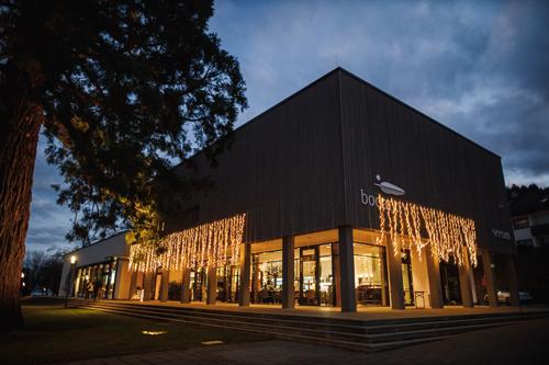 Restaurant Bodano Firma