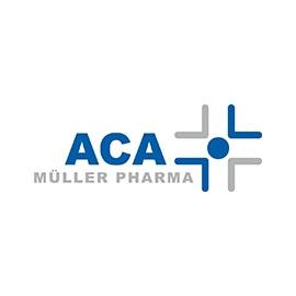 ACA Müller ADAG Pharma AG Logo