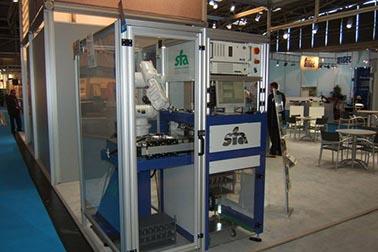 SFA mechanische Fertigung/ Sondermaschinenbau GmbH & Co KG  Firma