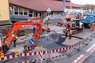 nuber GmbH Tief- und Straßenbau  Firma