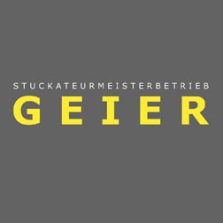 Logo Firma Stuckateurmeisterbetrieb Geier in Kißlegg