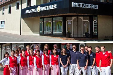 Metzgerei A. Metzler  Firma