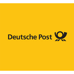 Logo Firma Deutsche Post AG in Weingarten