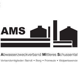 Logo Firma  Abwasserzweckverband Mittleres Schussental (AMS) in Berg