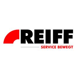 Logo Firma REIFF Reifen und Autotechnik in Weingarten