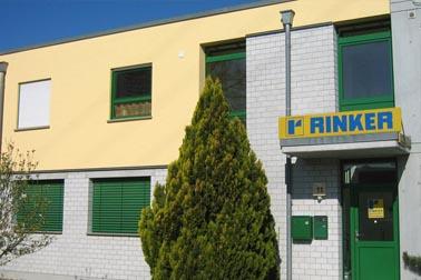 RINKER BAU GmbH & Co.KG  Firma