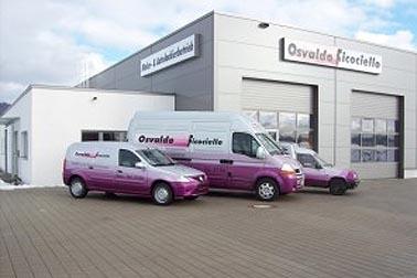 Osvaldo Ficociello GmbH & Co KG  Firma