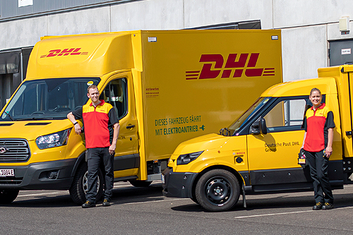 Deutsche Post AG Firma
