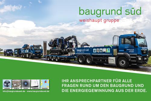 BauGrund Süd Gesellschaft für Geothermie mbH Firma