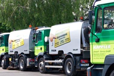 Kappler Umwelt-Service GmbH Firma