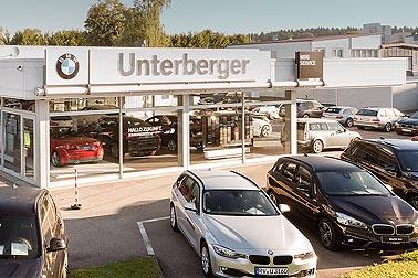 Autohaus Unterberger GmbH  Firma