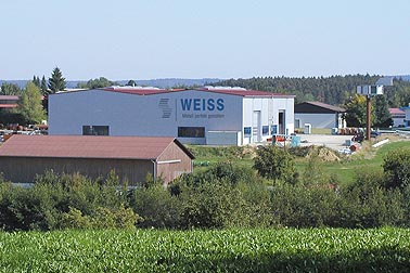 Weiss Metallverarbeitung Firma