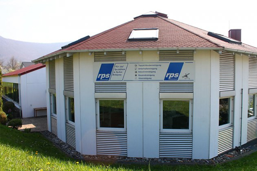 rps GmbH Gebäudereinigung Firma
