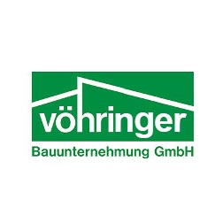 Logo Firma Vöhringer Bauunternehmung GmbH in Bad Urach
