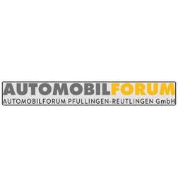 Automobilforum Pfullingen-Reutlingen GmbH  Logo