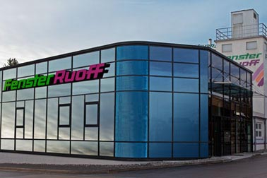 Fenster Ruoff GmbH & Co KG  Firma