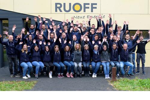 Ruoff Energietechnik GmbH Firma