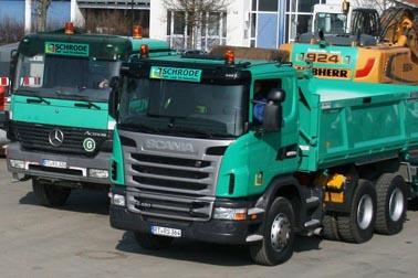 Schrode Tief- und Straßenbau GmbH Firma