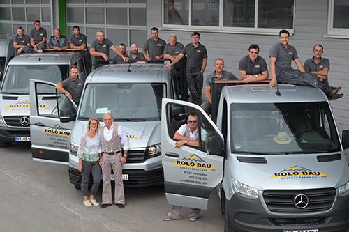 Rolo Bau GmbH Firma