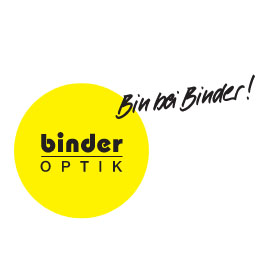 Logo Firma Binder Optik GmbH in Pfullingen