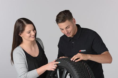 Reiff Süddeutschland Reifen & KFZ-Technik GmbH Firma